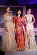 Navneet Kaur Dhillon, Purva Rana at Tanishq wedding collection event (2)_526c0474c0a98.JPG