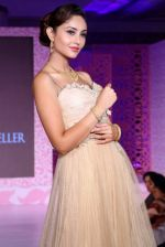 Purva Rana at Tanishq wedding collection event_526c04772285d.JPG