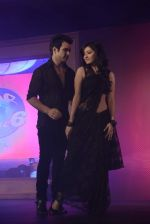 Ritwik Dhanjani and Asha Negi at Nach Baliye 6 Launch in Mumbai on 25th Oct 2013 (11)_526c09af092ef.JPG