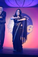 Sanjeev Seth and Lata Sabharwal at Nach Baliye 6 Launch in Mumbai on 25th Oct 2013 (11)_526c09dd1cf78.JPG