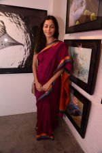 Sheetal Menon at Gallery 7 for Sumer Verma exhibition in Mumbai on 26th Oct 2013 (61)_526ce8676022a.JPG