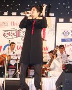 Siddhant Bhosle performs at Hridayotsav 71 in Mumbai on 26th Oct 2013_526ce9d65b52c.jpg