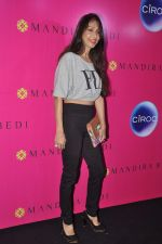 Sunita Gowariker at the launch of Mandira Bedi_s saree line in Khar, Mumbai on 26th Oct 2013 (241)_526cee61f31e0.JPG