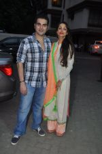 Arbaaz Khan, Malaika Arora Khan at the Launch of Alvira & Ashley_s store Ahakzai in Mumbai on 27th Oct 2013 (70)_526e9ff5539e7.JPG