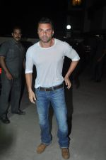 Sohail Khan at the Launch of Alvira & Ashley_s store Ahakzai in Mumbai on 27th Oct 2013 (140)_526ea17c19cac.JPG