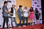 Pritish Nandy, Farhan Akhtar, Vidya Balan, Ekta Kapoor at Trailer launch of Shaadi Ke Side Effects in Mumbai on 28th Oct 2013 (55)_526f8f3b56a8e.JPG