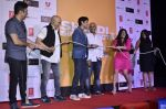 Pritish Nandy, Farhan Akhtar, Vidya Balan, Ekta Kapoor at Trailer launch of Shaadi Ke Side Effects in Mumbai on 28th Oct 2013 (58)_526f8f404fc99.JPG
