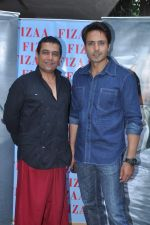 Iqbal Khan at Shahid Aamir_s collection launch in Juhu, Mumbai on 29th Oct 2013 (11)_5270b6bc20b92.JPG