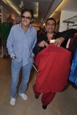 Sanjay Khan at Shahid Aamir_s collection launch in Juhu, Mumbai on 29th Oct 2013 (43)_5270b709b1bed.JPG