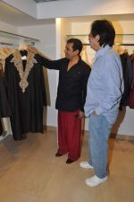 Sanjay Khan at Shahid Aamir_s collection launch in Juhu, Mumbai on 29th Oct 2013 (44)_5270b70c25a68.JPG