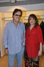 Sanjay Khan, Zarine Khan at Shahid Aamir_s collection launch in Juhu, Mumbai on 29th Oct 2013 (55)_5270b71930b35.JPG
