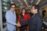 Sanjay Khan, Zarine Khan at Shahid Aamir_s collection launch in Juhu, Mumbai on 29th Oct 2013 (58)_5270b71cf3dc2.JPG