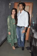 Ahana Deol at the launch of Hema Malini_s devotional album in Isckon, Mumbai on 30th Oct 2013 (90)_52725dd74b0b1.JPG