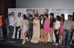 Divya Kumar, Bhushan Kumar, Evelyn Sharma, Evelyn Sharma, Nicole Faria, Dev Sharma, Rakul Preet Singh at Yaariyan film launch in Cinemax, Mumbai on 31st Oct 2013 (1 (127)_5273ed1843f20.JPG