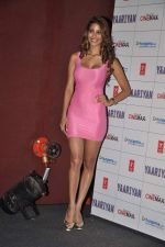 Nicole Faria  at Yaariyan film launch in Cinemax, Mumbai on 31st Oct 2013 (122)_5273ed1a5da54.JPG