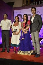 Shraddha Arya, Iqbal Khan at Life Ok launches Tumhari Paakhi based on Sarat Chandra_s classic Navvidhaan in Filmcity, Mumbai on 31st Oct 2013 (42)_5273c36aa8273.JPG