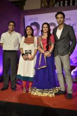 Shraddha Arya, Iqbal Khan at Life Ok launches Tumhari Paakhi based on Sarat Chandra_s classic Navvidhaan in Filmcity, Mumbai on 31st Oct 2013 (43)_5273c327909c6.JPG