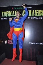 VJ Yudi at Sunny Sara and Yudhishtir hosted a scary Halloween Thriller Chillers in Mumbai on 31st Oct 2013 (29)_5273c4e75a447.JPG
