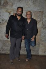 Hasnain S Hyderabadwala, Mahesh Bhatt at  Ya Rab screening in Light Box, Mumbai on 2nd Nov 2013 (4)_5277872c91fdb.JPG