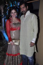 Shabbir Ahluwalia at Sachiin Joshi & Urvashi Sharma_s Diwali party in Powai, Mumbai on 2nd Nov 2013 (120)_52778fcc7f1c2.JPG