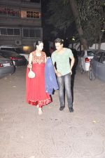 Gauri and Yash Tonk at Sohail Khan_s birthday bash and Diwali bash on 3rd Nov 2013 (181)_5278e9ff4189c.JPG