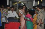 Srishti Rana, Miss Asia Pacific World 2013 winner returns from Korea on 4th Nov 2013 (33)_527901cf058be.JPG