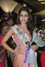 Srishti Rana, Miss Asia Pacific World 2013 winner returns from Korea on 4th Nov 2013 (47)_527901d918533.JPG