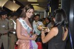 Srishti Rana, Miss Asia Pacific World 2013 winner returns from Korea on 4th Nov 2013 (48)_527901d987ad8.JPG