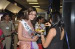 Srishti Rana, Miss Asia Pacific World 2013 winner returns from Korea on 4th Nov 2013 (50)_527901da6b9ee.JPG