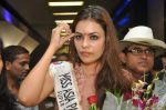 Srishti Rana, Miss Asia Pacific World 2013 winner returns from Korea on 4th Nov 2013 (54)_527901dd37e83.JPG