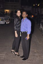 Tulip Joshi, Vinod Nayar at Sohail Khan_s birthday bash and Diwali bash on 3rd Nov 2013 (126)_5278ea66cb1ca.JPG