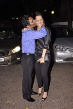 Tulip Joshi, Vinod Nayar at Sohail Khan_s birthday bash and Diwali bash on 3rd Nov 2013 (184)_5278ea67ee55d.JPG