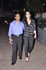 Tulip Joshi, Vinod Nayar at Sohail Khan_s birthday bash and Diwali bash on 3rd Nov 2013 (185)_5278ea684f5f9.JPG