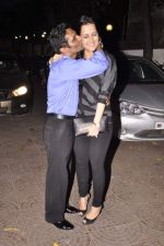 Tulip Joshi, Vinod Nayar at Sohail Khan_s birthday bash and Diwali bash on 3rd Nov 2013 (187)_5278ea68a4e33.JPG
