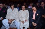 Amitabh Bachchan, Pankaj Udhas, Anup Jalota at the launch of Sumeet Tappoo_s album Destiny in Novotel, Mumbai on 5th Nov 2013 (46)_527a3e13a626b.JPG