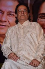 Anup Jalota at the launch of Sumeet Tappoo_s album Destiny in Novotel, Mumbai on 5th Nov 2013 (9)_527a3e1eeeed3.JPG