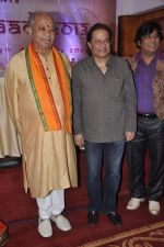 Pandit Hari Prasad Chaurasia, Anup Jalota at Swar Naad 2013 in Mumbai on 6th Nov 2013 (18)_527b26c434506.JPG