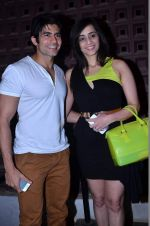 Hussain Kuwajerwala, Tina Kuwajerwala at Shiamak Dawar_s Sel Couth in Mumbai on 10th Nov 2013 (129)_5280c03f45124.JPG