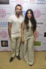 Shraddha Nigam, Mayank Anand at ABIL Pune Fashion Week on 10th Nov 2013,1 (25)_528098286d938.JPG