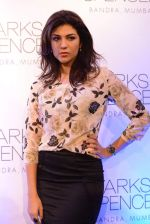 Archana Vijaya at Marks N Spencer fashion show in Mumbai on 11th Nov 2013 (85)_5281caa593224.JPG