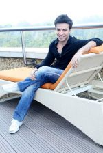Punit Malhotra with Gori Tere Pyaar mein star cast in Delhi on 12th Nov 2013