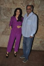 Sridevi, Boney Kapoor at Ram Leela Screening in Lightbox, Mumbai on 14th Nov 2013 (536)_52862b87b6d76.JPG