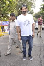 Aditya Roy Kapur at cricket match in Mumbai on 15th Nov 2013
