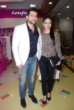 Aftab Shivdasani at The other side book launch in Landmark, Mumbai on 15th Nov 2013