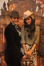 Imam Siddiqui at Marc Cain collection launch with Miss Malini in Napean Sea Road, Mumbai on 15th Nov 2013 (69)_52870d7bc542d.JPG