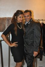 Imam Siddiqui at Marc Cain collection launch with Miss Malini in Napean Sea Road, Mumbai on 15th Nov 2013 (70)_52870d734978a.JPG