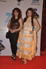 Deepshikha, Urvashi Dholakia at Zee Rishtey Awards in Andheri Sports Complex, Mumbai on 16th Nov 2013 (97)_528900e423164.JPG