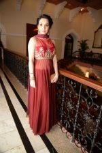 Sheetal Mafatlal at Maheka Mirpuri Fashion Show in Taj Hotel, Mumbai on 16th Nov 2013 (395)_5288fa9784969.JPG