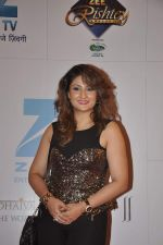 Urvashi Dholakia at Zee Rishtey Awards in Andheri Sports Complex, Mumbai on 16th Nov 2013 (97)_528900ede41bf.JPG