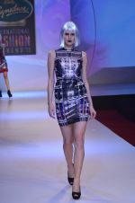 Model walks for Shane Falguni at Signature International fashion week 2013 on 17th Nov 2013 (19)_5289a4c78cde8.JPG